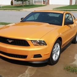 James G's 2012 Ford Mustang