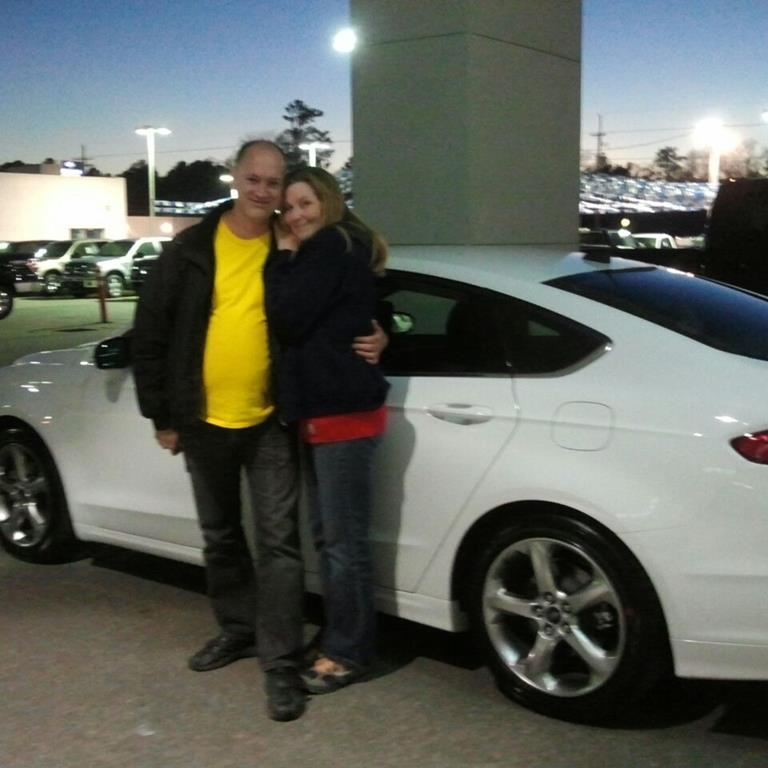 David T's 2013 Ford Fusion