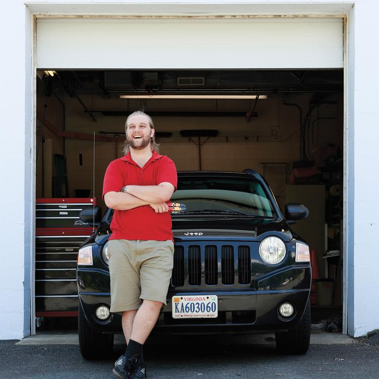 Otis's 2010 Jeep Compass