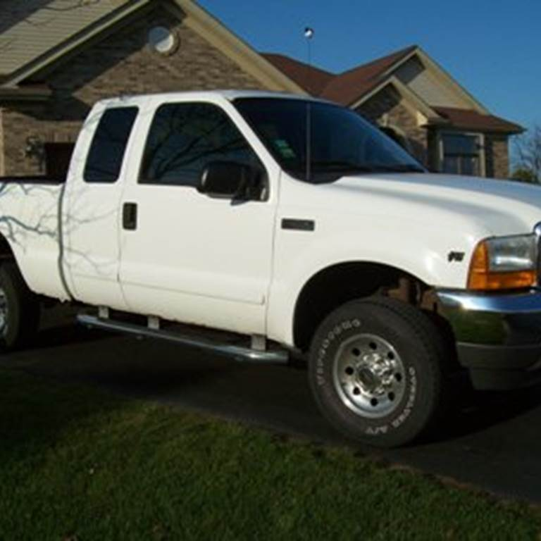 Jake A's 2001 Ford Supercab F-250