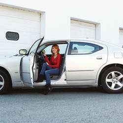 Brittany G's 2010 Dodge Charger