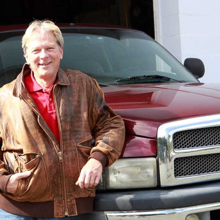 Gary Upgrades His 2001 Dodge Ram