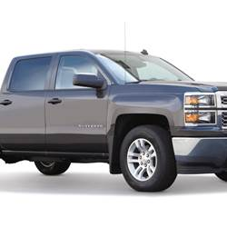 A 2014 Chevy Silverado gets a Kicker audio upgrade