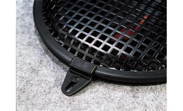 Subwoofer Grille With optional clamps