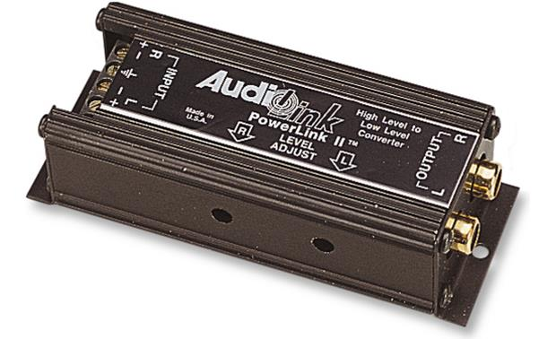 AudioLink PowerLink II Front