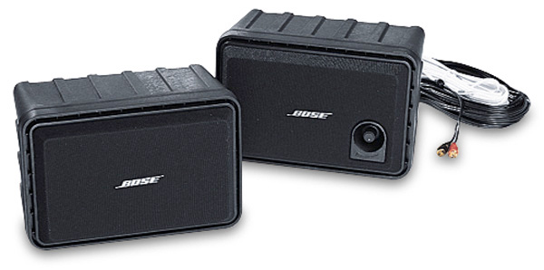 Bose Car Speakers >> Bose® Lifestyle® powered speakers (Black) Enjoy sound from ...