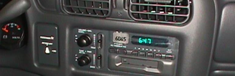 isuzu hombre audio radio speaker subwoofer stereo rh crutchfield com Isuzu Vehicross Isuzu Axiom