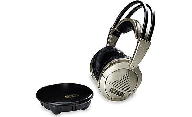 Wireless Headphone System Advent AW770 Front