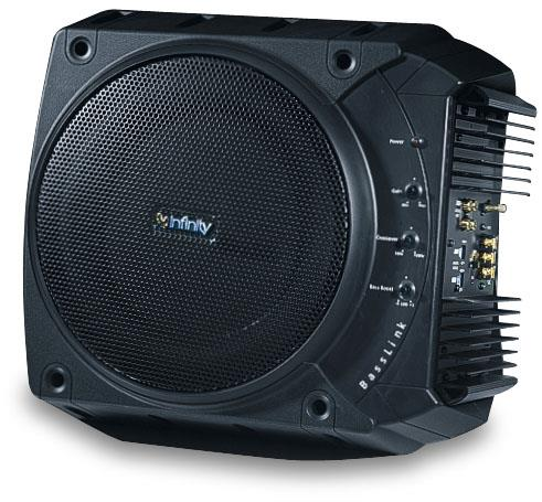 hook up infinity basslink Shop lowest price on: infinity basslink dc - enclosed car subwoofers | 10' 200w rms amplified subwoofer bass system for car or marine/powersports applications | features: built-in class d 200-watt amplifier rms: 200 watts water-resistant: marine, atv utv and off-road ready bass pacakage quick-disconnect wiring harness + mounting bracket for.