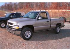 1999-2002 Chevy Silverado and GMC Sierra regular cab