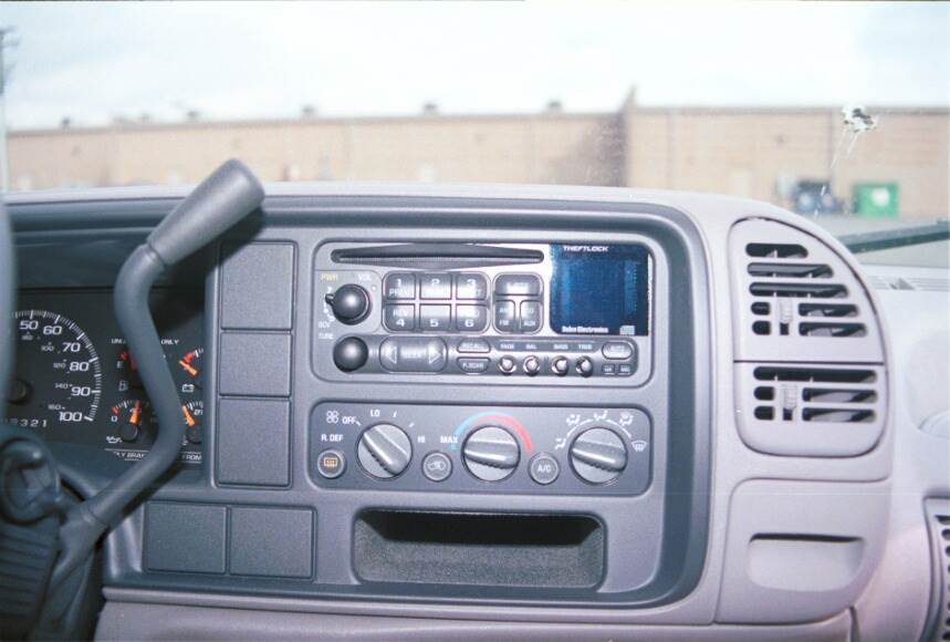 Upgrading The Stereo System In Your 1995 1999 Chevrolet Suburban Tahoe Or Gmc Yukon