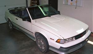 1989 chevrolet cavalier z24 find speakers, stereos, and dash kits Chevy Cavalier