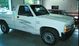 1991 Dodge Dakota Exterior