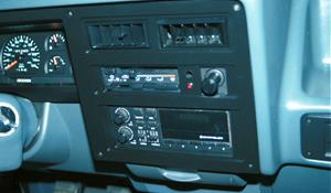 1989 Dodge Dakota Factory Radio