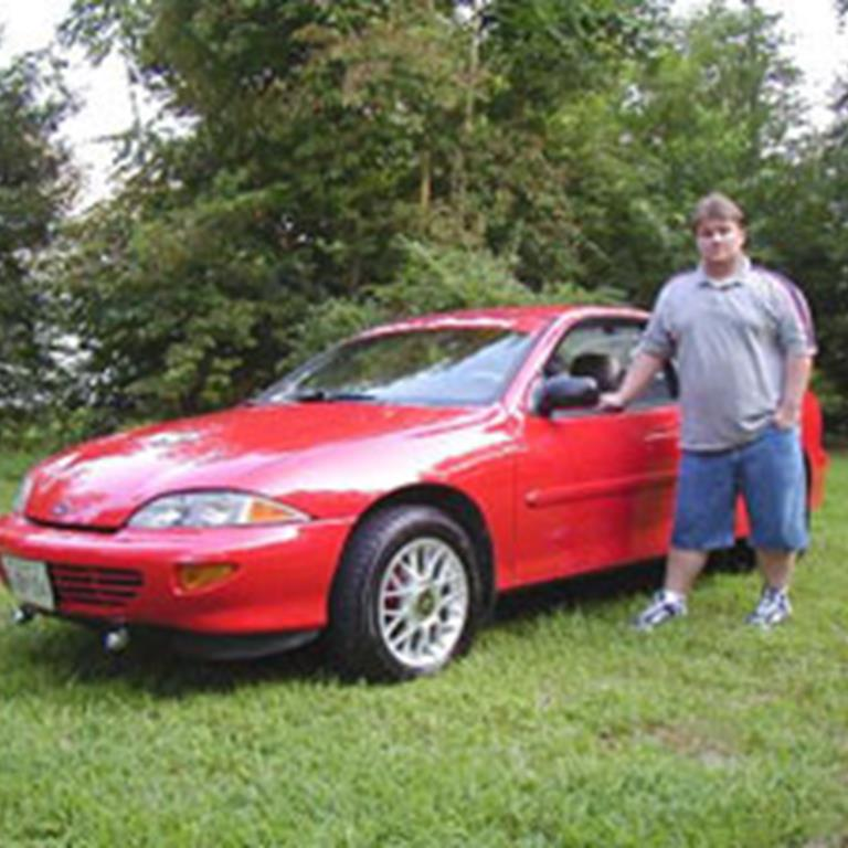 Jim Newton's 1997 Chevy Cavalier