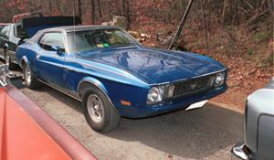 1973 Ford Mustang Exterior