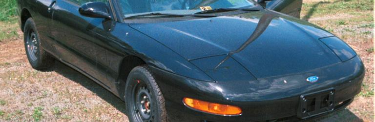1996 Ford Probe Exterior