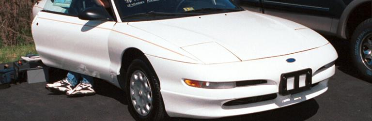 1997 Ford Probe Exterior