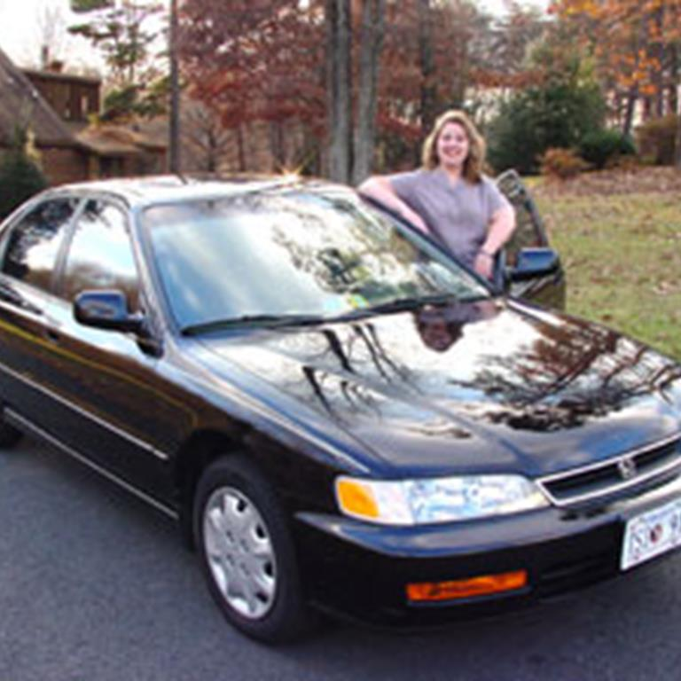 Captivating Tracy Stacku0027s 1997 Honda Accord