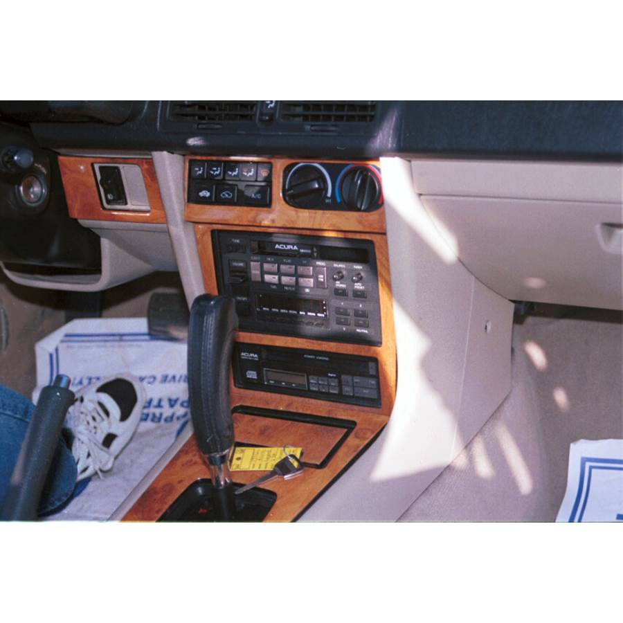 1988 Acura Legend L Factory Radio