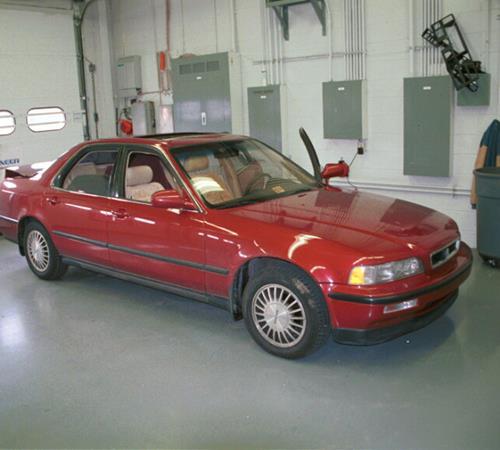 1992 Acura Legend Exterior