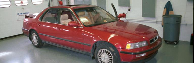 1995 Acura Legend GS Exterior