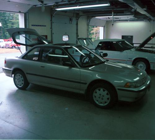 1990 Acura Integra RS Exterior