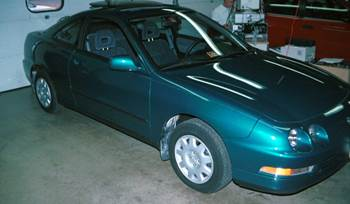 1994-2001 Acura Integra coupe and sedan