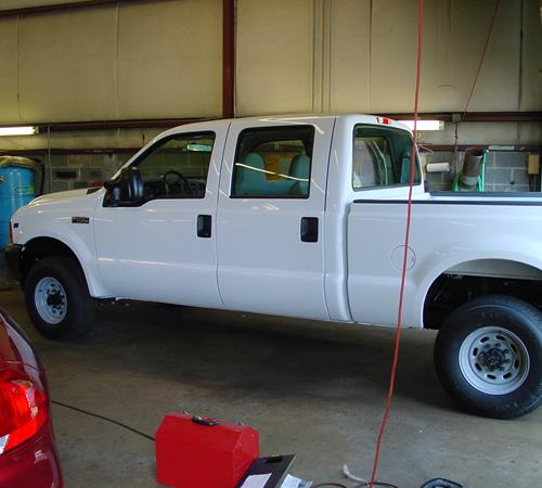 2003 Ford F-250 Super Duty Exterior