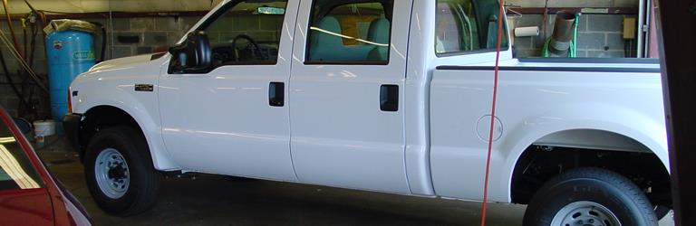 2001 Ford F-250 Super Duty Exterior