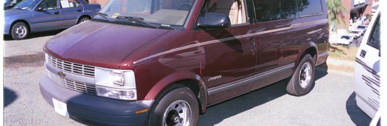 1995 Chevrolet Astro Exterior: 1995 Chevrolet Astro Auto Alarm Wiring Chart At Satuska.co
