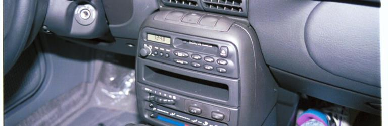 1995 Saturn SL1 Factory Radio