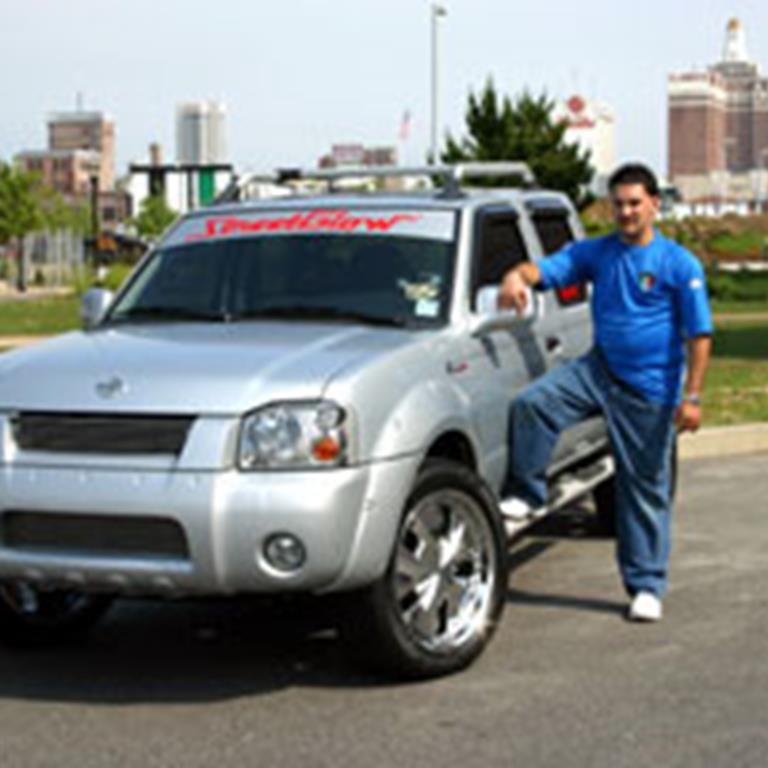 Frank Mauro's Nissan Frontier