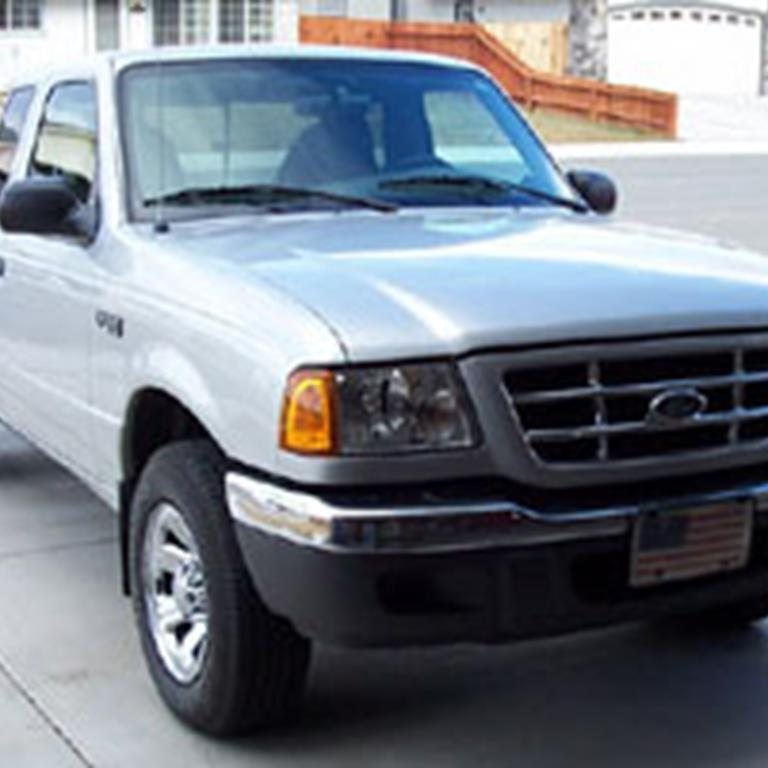Chris Chausse's 2001 Ford Ranger