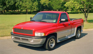 Cody Warren's 1994 Dodge Ram