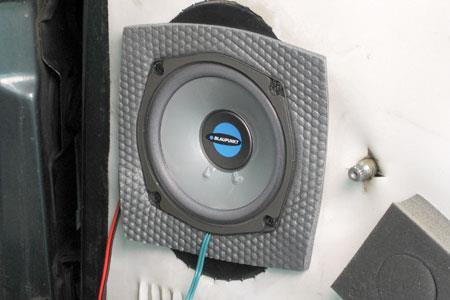 best way to hook up speakers