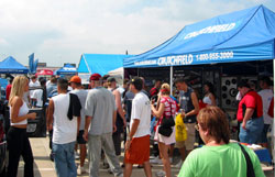 2001 atlanta motor speedway nopi bikini contest