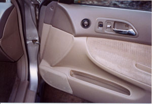 1994 Honda Accord Speaker Size 1 - Infinity Reference Speakers And Kicker R Resolution Tweeters In The Front Doors Create Detailed Spacious Sound Up Front - 1994 Honda Accord Speaker Size 1