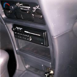 1994 Dodge Colt Factory Radio