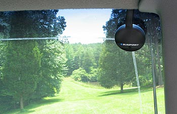 Blaupunkt powered antenna for TwinCeiver