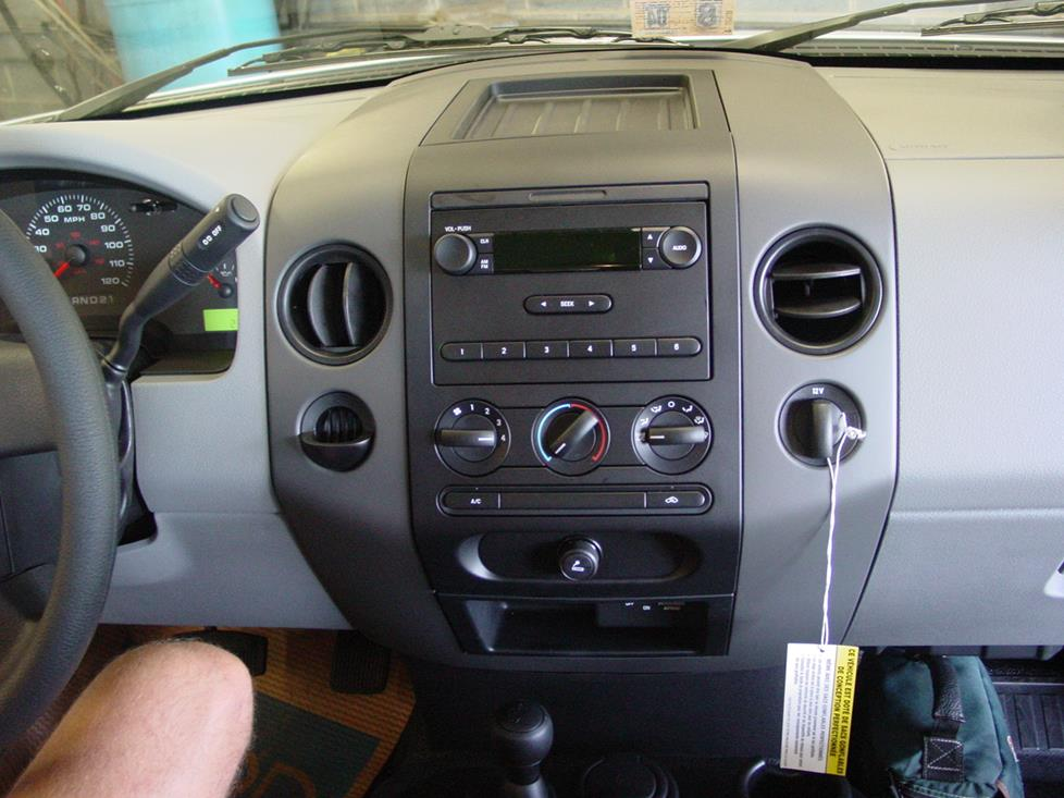 20042008 Ford F150 Supercab Car Audio Profilerhcrutchfield: 2007 Ford F 150 Radio Conversion At Gmaili.net