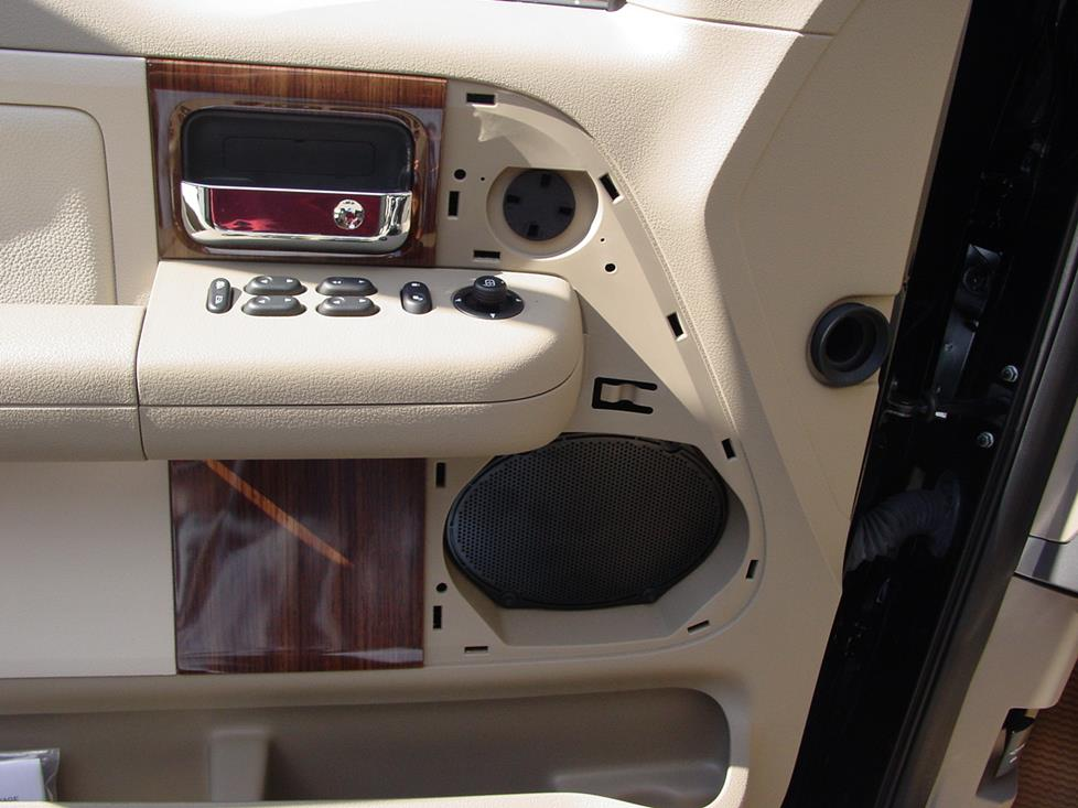 2004 2008 Ford F 150 Supercab Car Audio Profile
