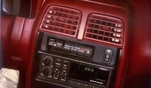 1992 Chrysler Lebaron Factory Radio
