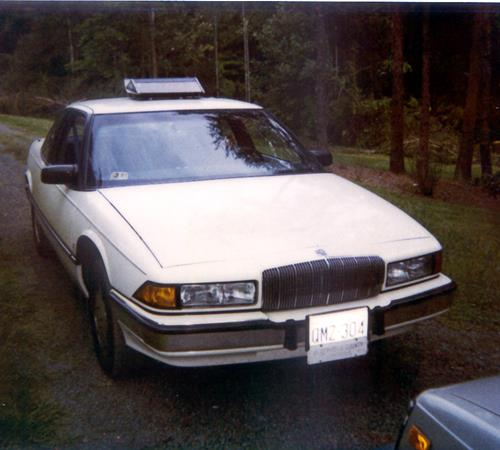 1990 Buick Regal Exterior
