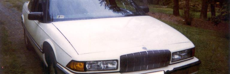 1988 Buick Regal Exterior