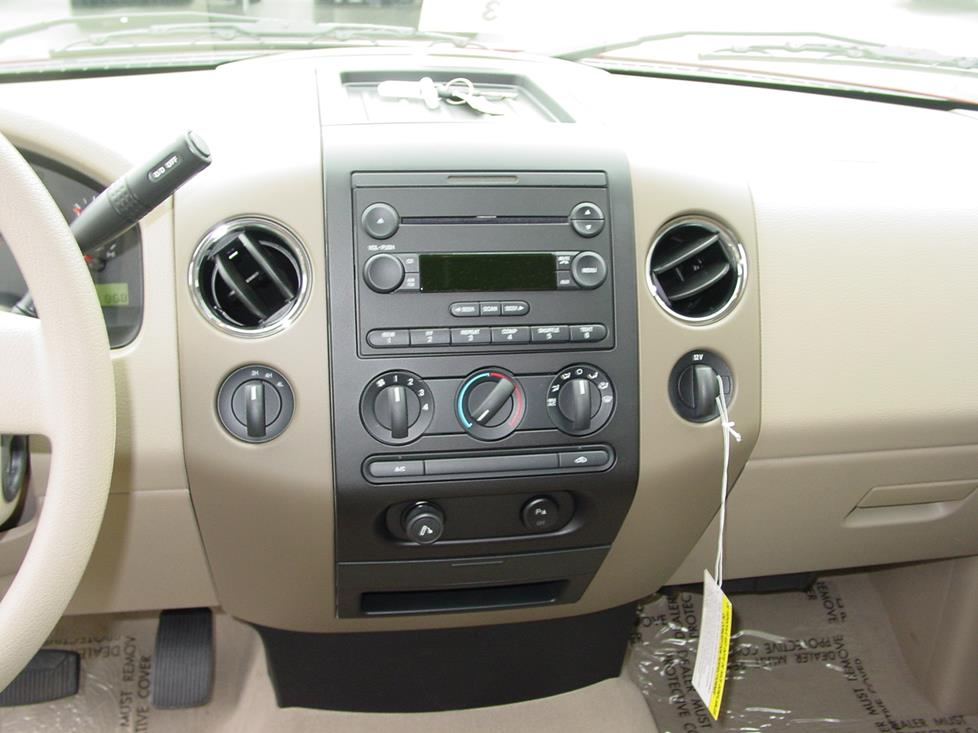 2004 2008 Ford F 150 Supercrew Car Audio Profile