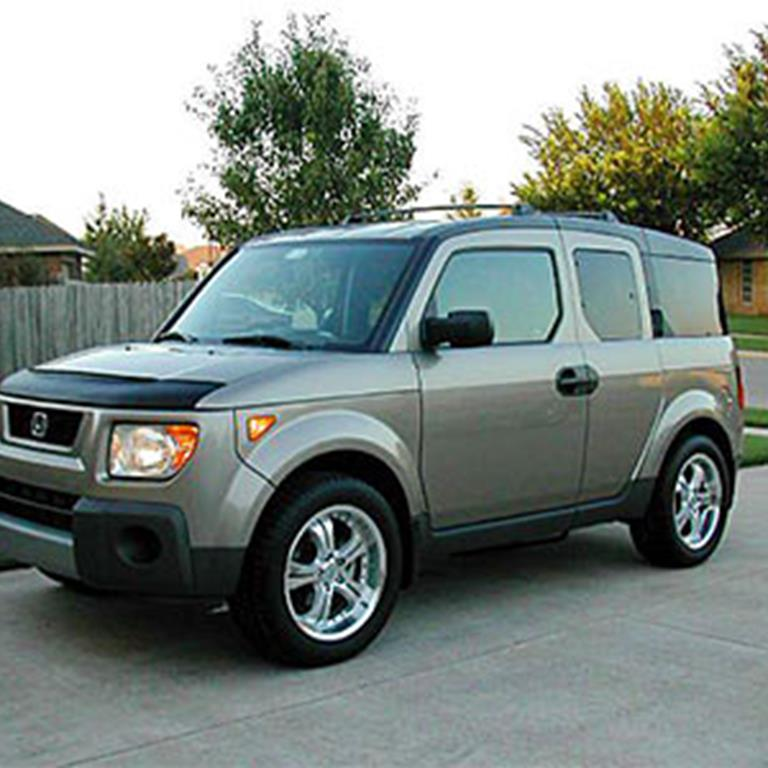 Stephen Hintze's 2004 Honda Element