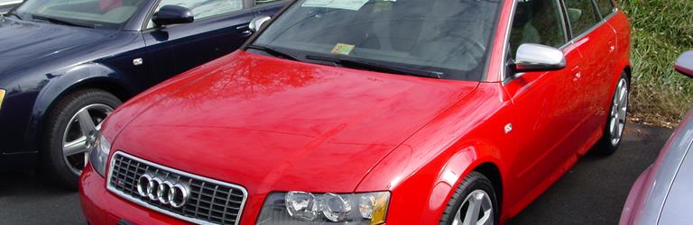 2004 Audi S4 - find speakers, stereos, and dash kits that