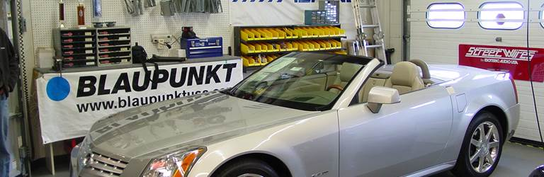 [DIAGRAM_38YU]  2004 Cadillac XLR - find speakers, stereos, and dash kits that fit your car | Cadillac Xlr Wiring |  | Crutchfield