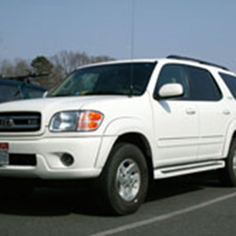 2002 toyota sequoia find speakers stereos and dash. Black Bedroom Furniture Sets. Home Design Ideas